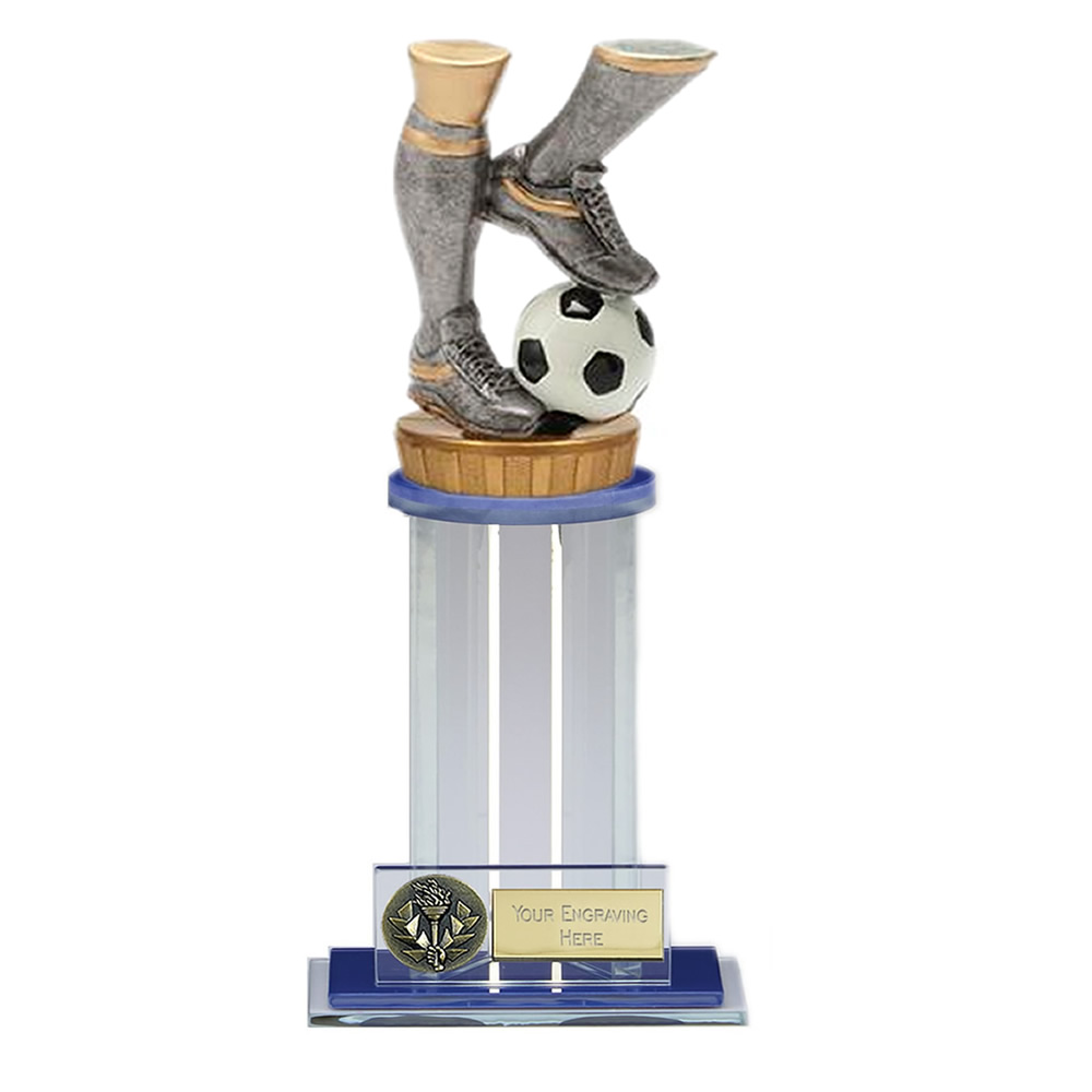 21cm Football Legs Figure on Football Trafalgar Award
