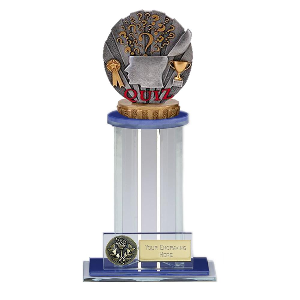 21cm Quiz Figure on School Trafalgar Award
