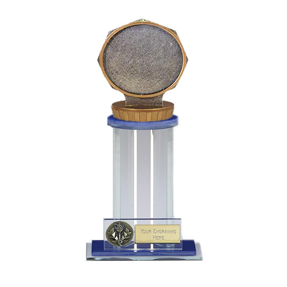 21cm 3D Tractor Figure On Trafalgar Award
