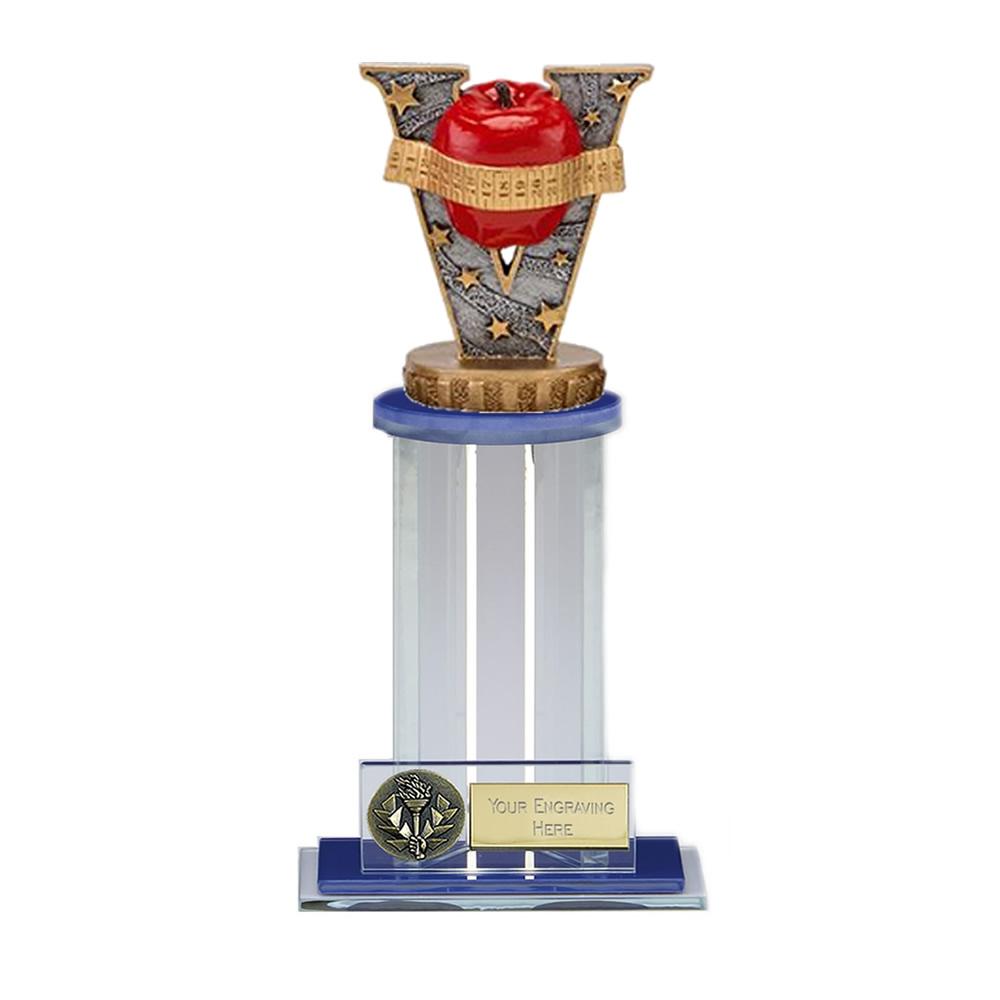 21cm Slimming Figure on Slimming Trafalgar Award