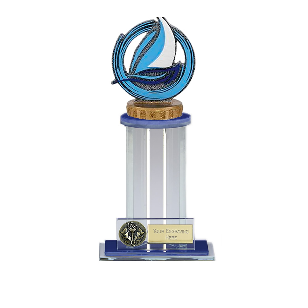 21cm sailing figure on Trafalgar Award