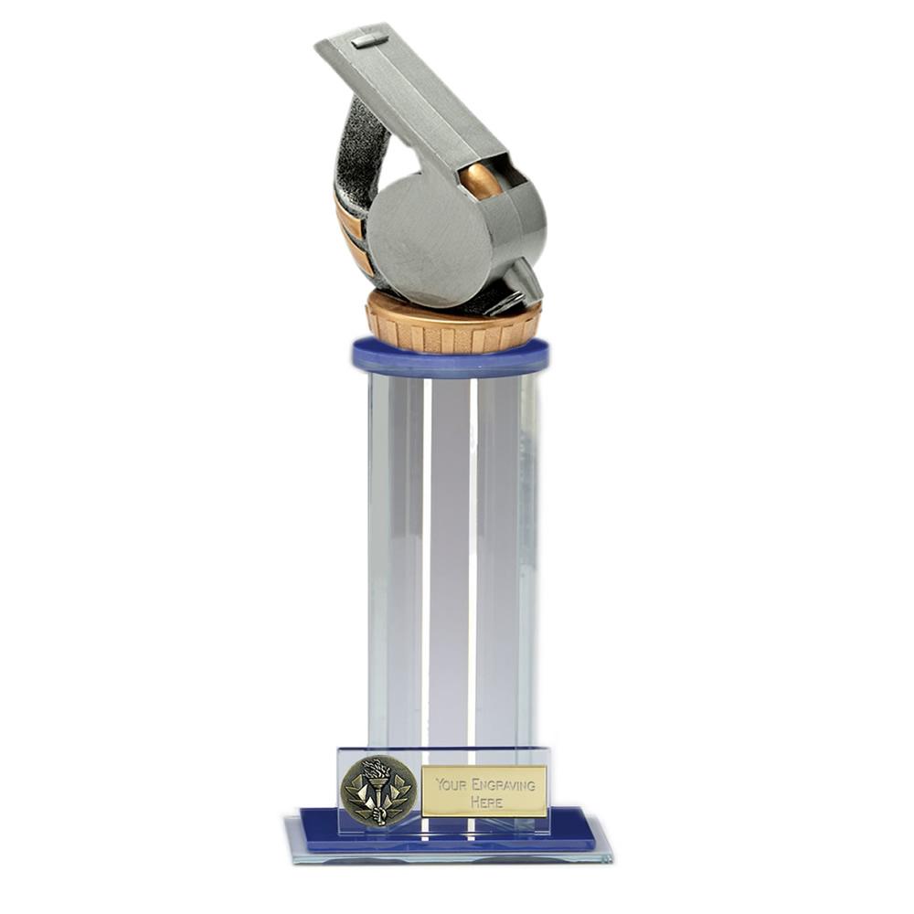 24cm Whistle Figure on Trafalgar Award