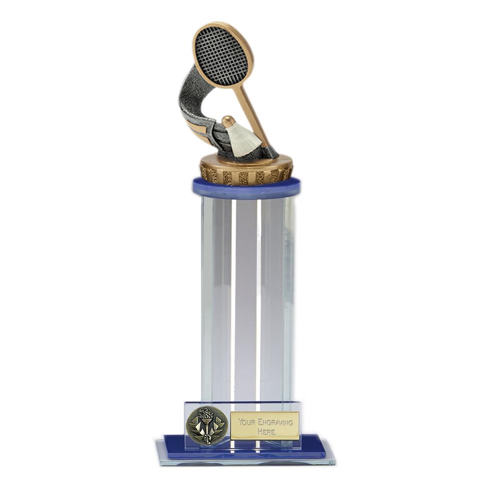 24cm Badminton Figure on Badminton Trafalgar Award