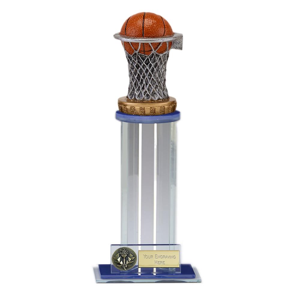 24cm Basketball Figure on Basketball Trafalgar Award