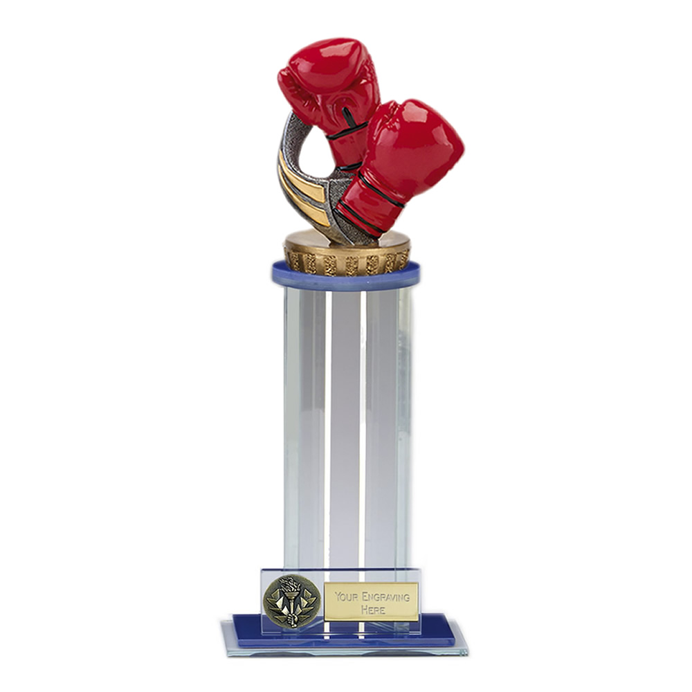 24cm Boxing Figure On Trafalgar Award