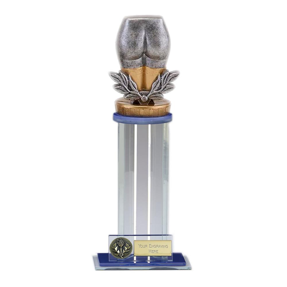 24cm Bottom Figure on Joke Trafalgar Award