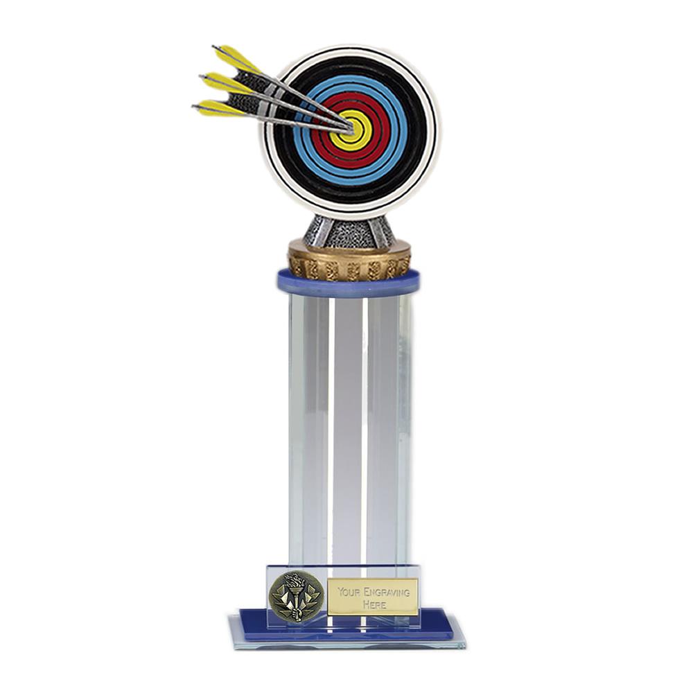 24cm Archery Figure on Archery Trafalgar Award