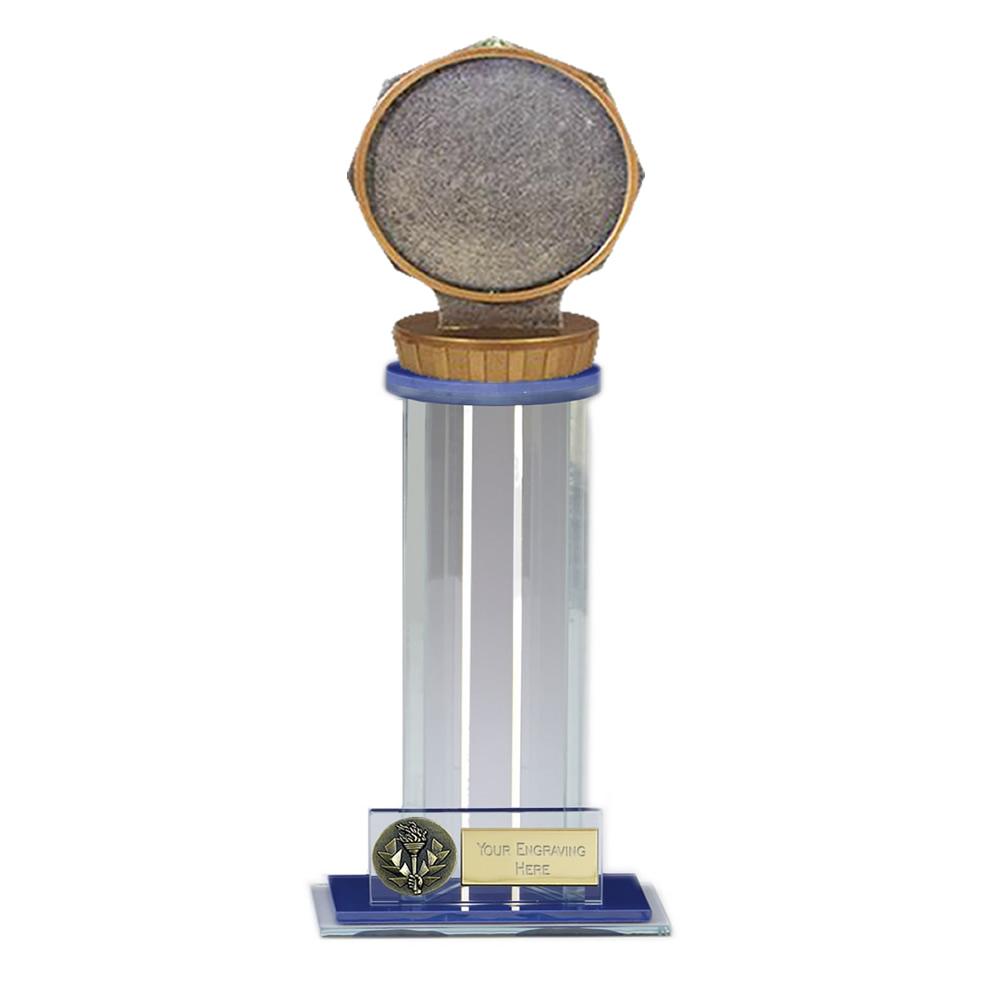24cm 50mm Centre Holder Figure On Trafalgar Award