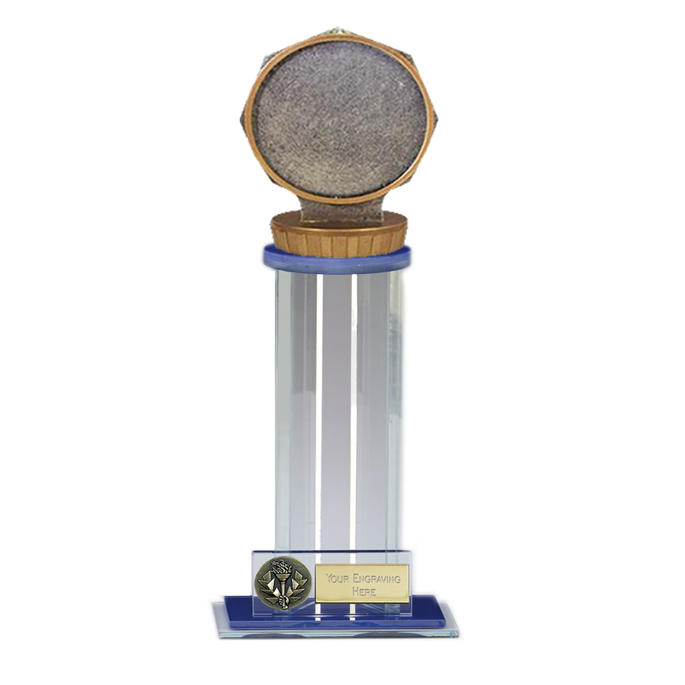 24cm 3D Tractor Figure On Trafalgar Award