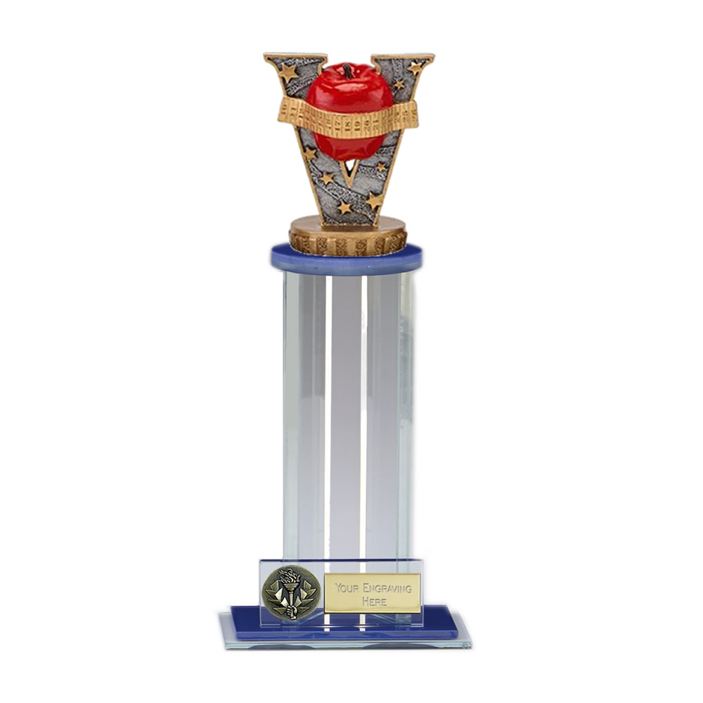 24cm Slimming Figure on Slimming Trafalgar Award