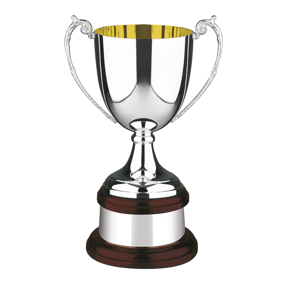 13 Inch Gold Inside Classic Cup Prestige Trophy Cup