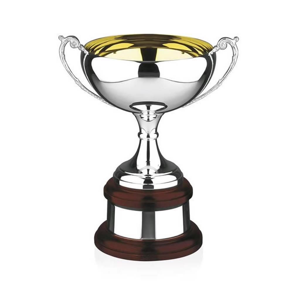 13 Inch Gold Inside Bowl Prestige Trophy Cup