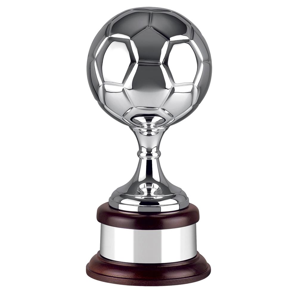 12 Inch Globe Football Ultimate Award