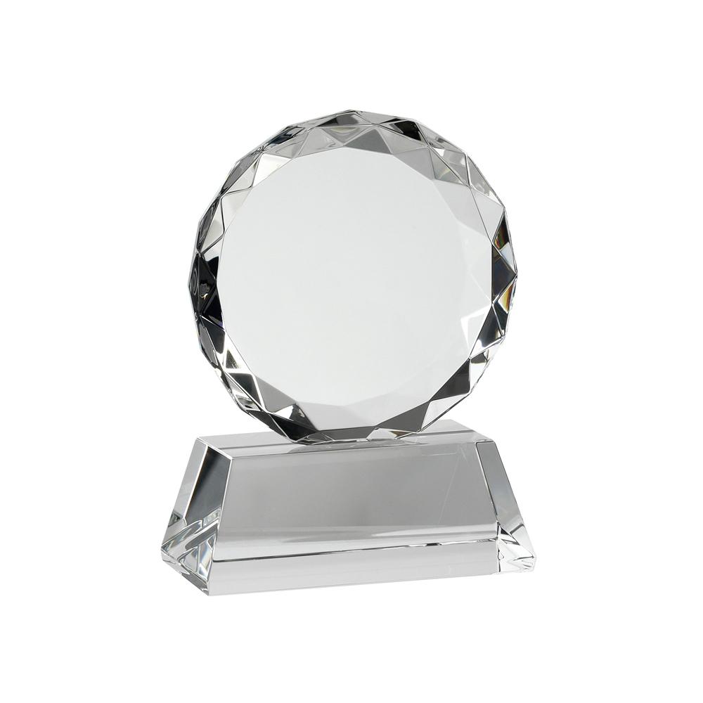 4 Inch Diamond Shape Optics Award