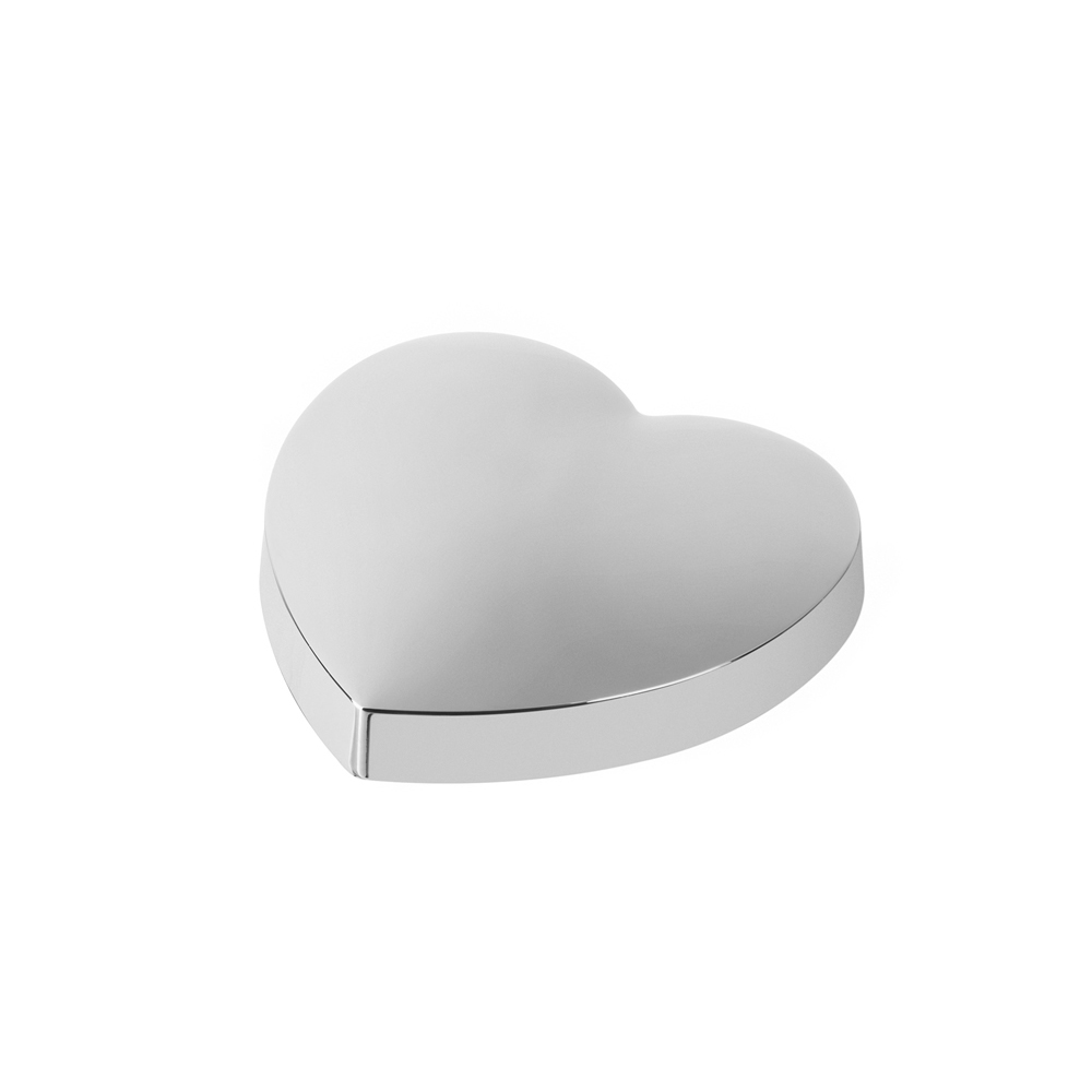 4 Inch Heart Jaunlet Paperweight