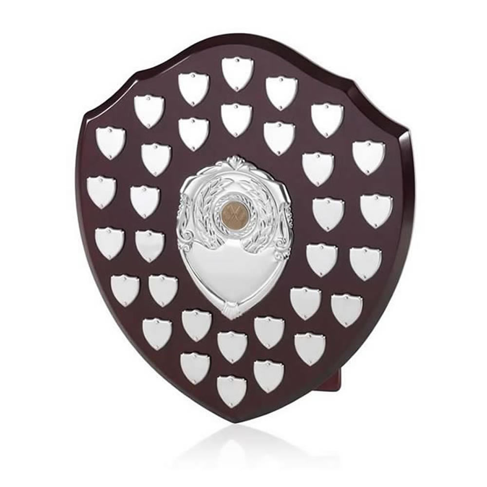 14 Inch Perpetual 32 Entry Jaunlet Shield