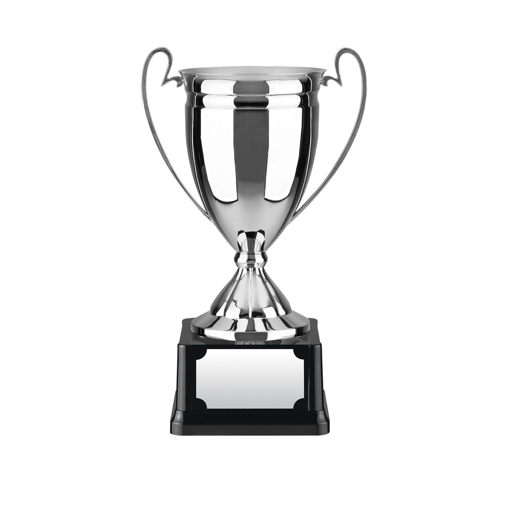 8 Inch Indented Rim Endurance Trophy Cup