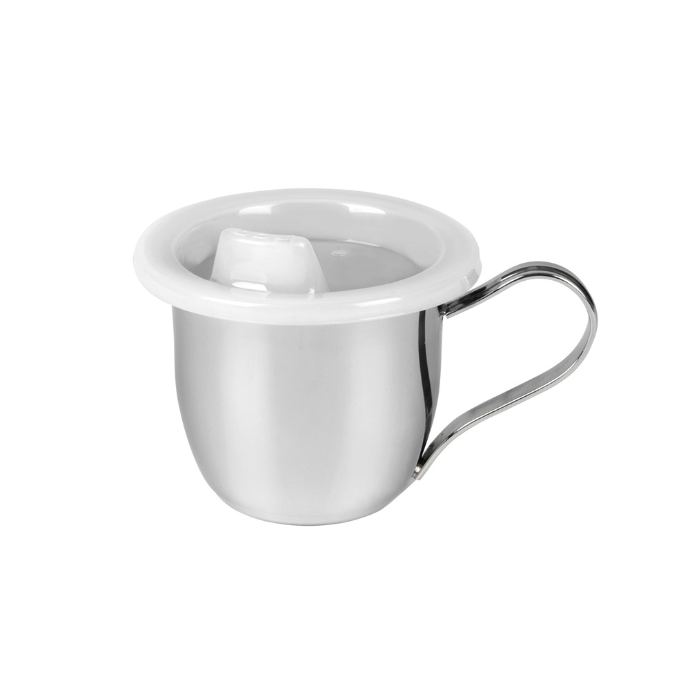 3 Inch Bright Finish Childs Christening Jaunlet Childs Cup
