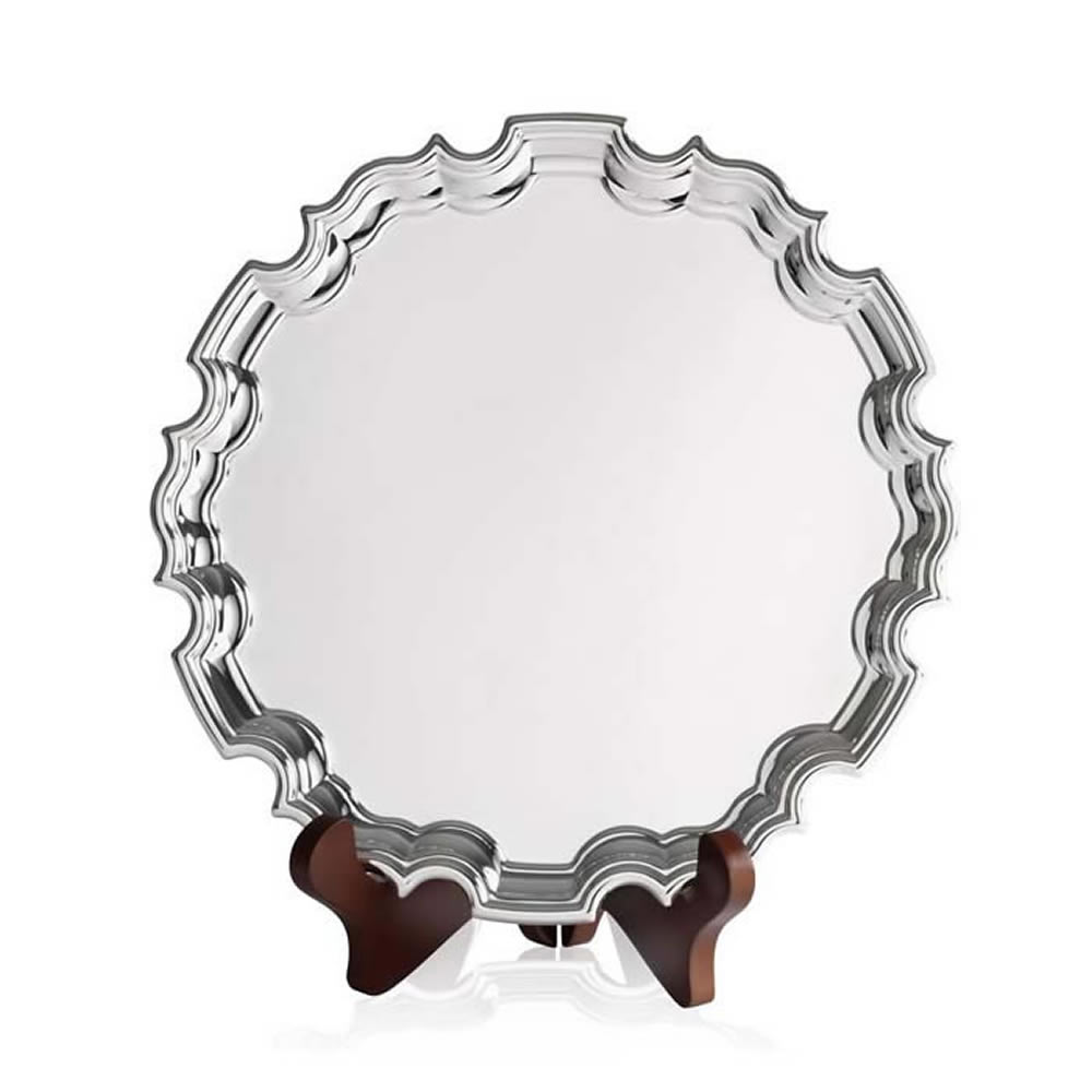 12 Inch Luxurious Chippendale Trays Tray