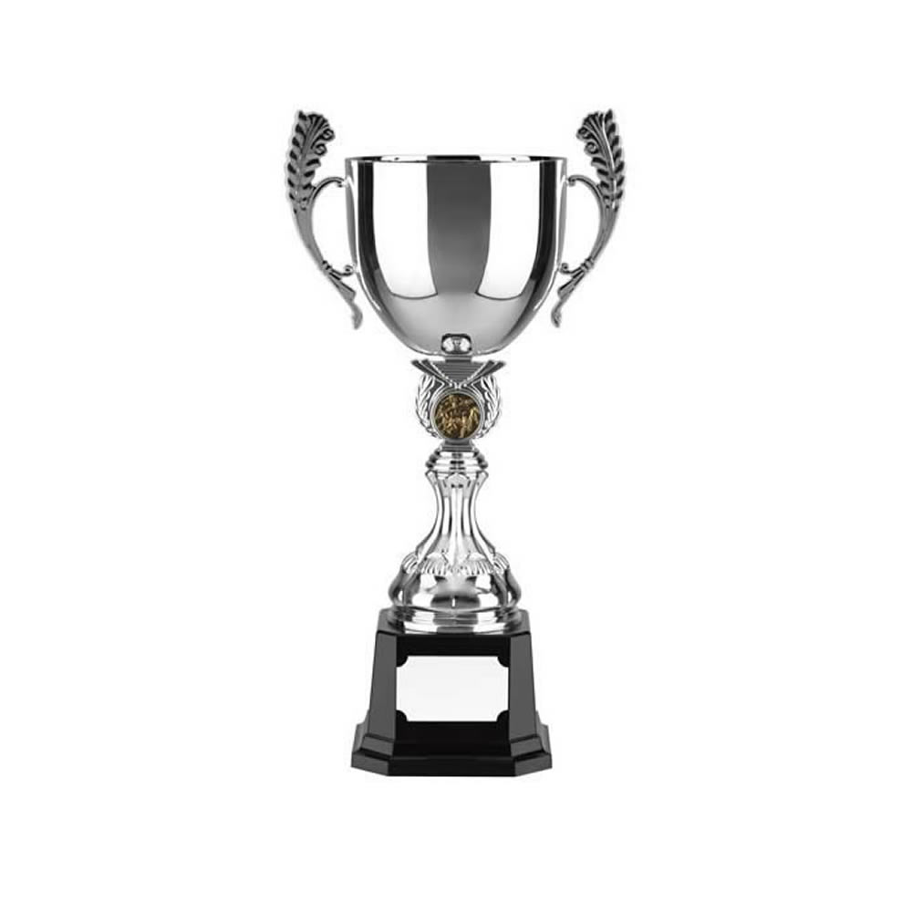 12 Inch Leaf Design Handle Casalegno Trophy Cup