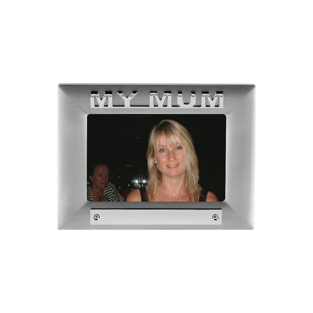 7 x 5 Inch My Mum Birthday Jaunlet Photo Frame