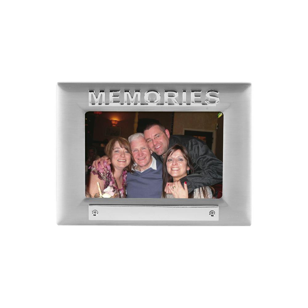 7 x 5 Inch Memories Birthday Jaunlet Photo Frame