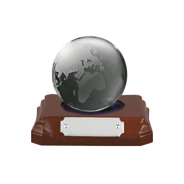 2 Inch Globe Cartographer Award