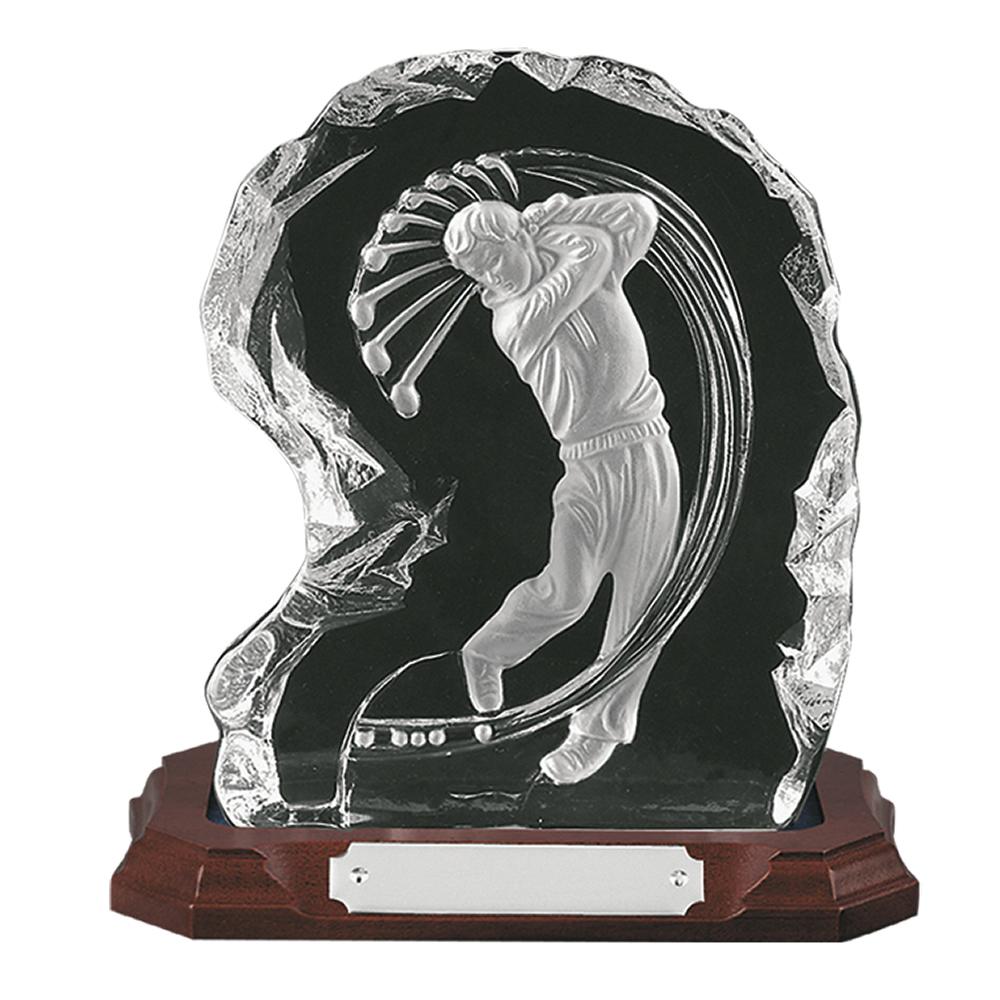 8 Inch Swing Golf Amity Award