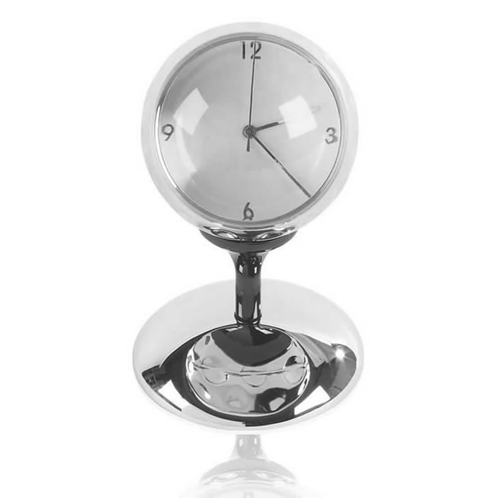 4 Inch Ball On Tee Golf Masterwin Clock