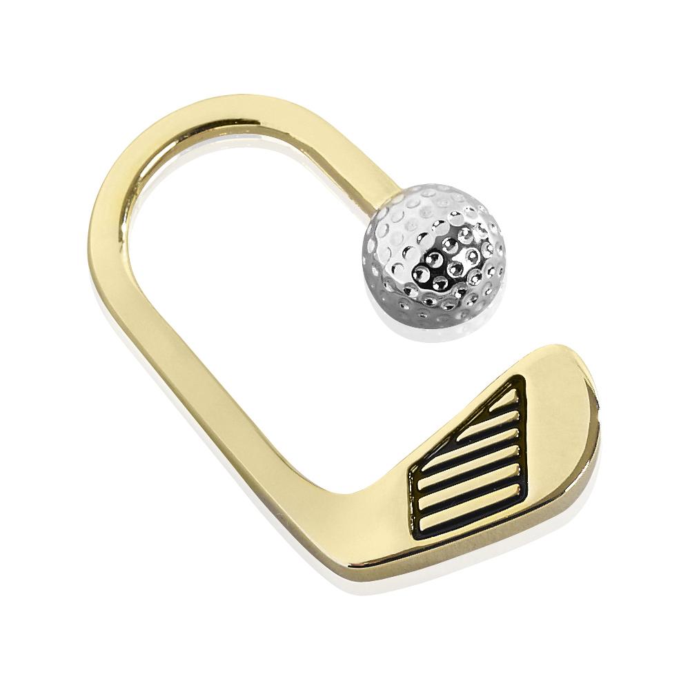Iron Golf Unique Key Ring