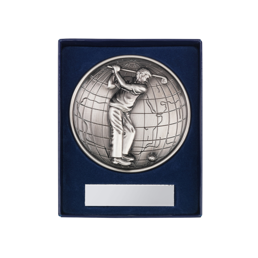 86mm World Golf Classic & Fresh Medal