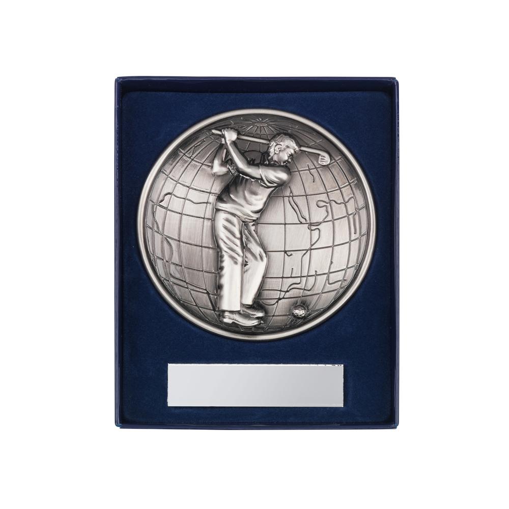 86mm World Golf Classic & Fresh Medal