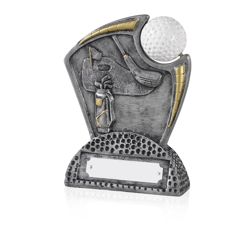 6 Inch Spinning Ball Golf Golden Lion Award