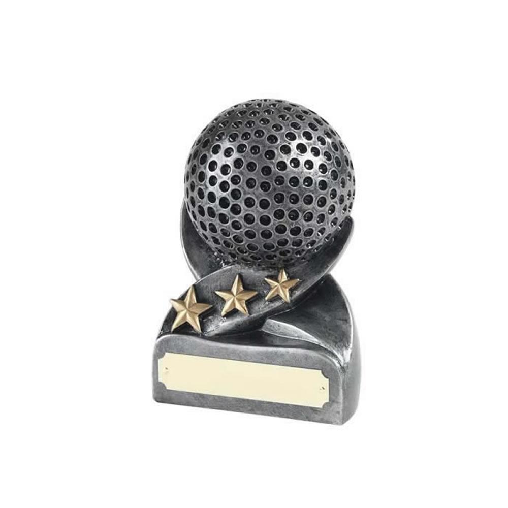 5 Inch Budget Ball Golf Golden Lion Award