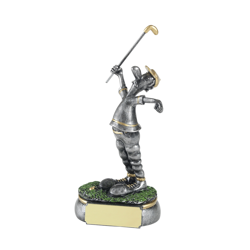 6 Inch Balls Golf Golden Lion Award