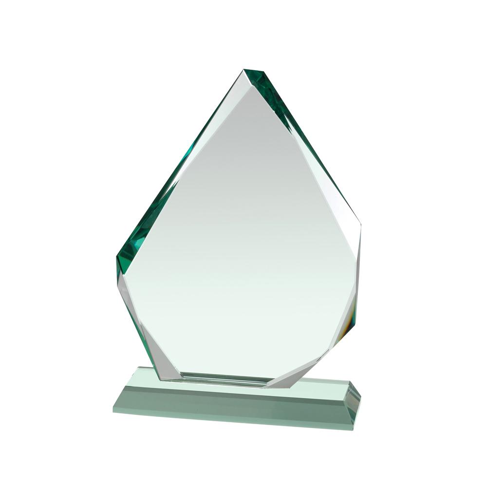 10 Inch Spear Point Crystal Award