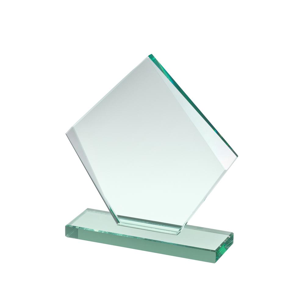 7 Inch Sharp Top Crystal Award
