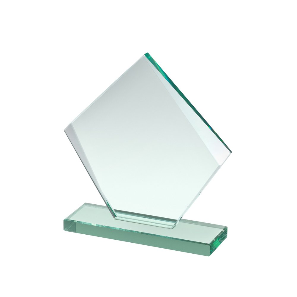 8 Inch Sharp Top Crystal Award