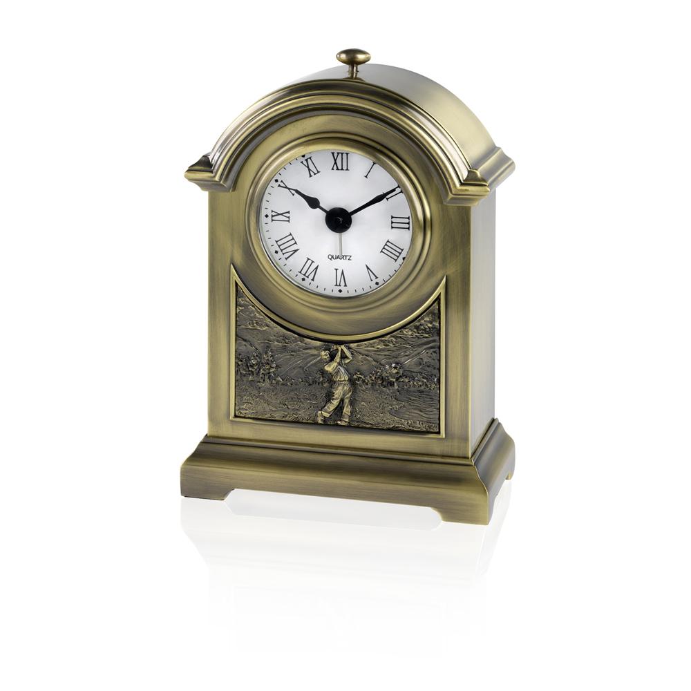 6 Inch Heavy Golf Jaunlet Clock
