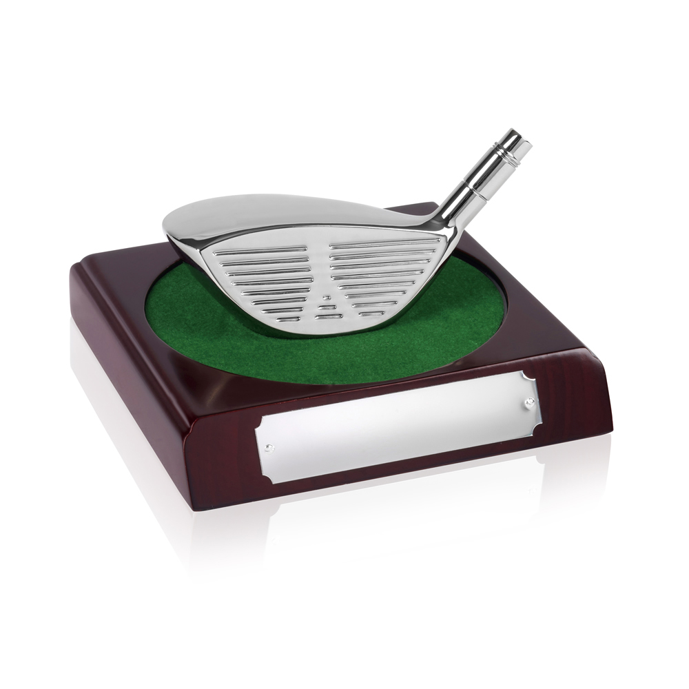 4 Inch Longest Drive Golf Jaunlet Award