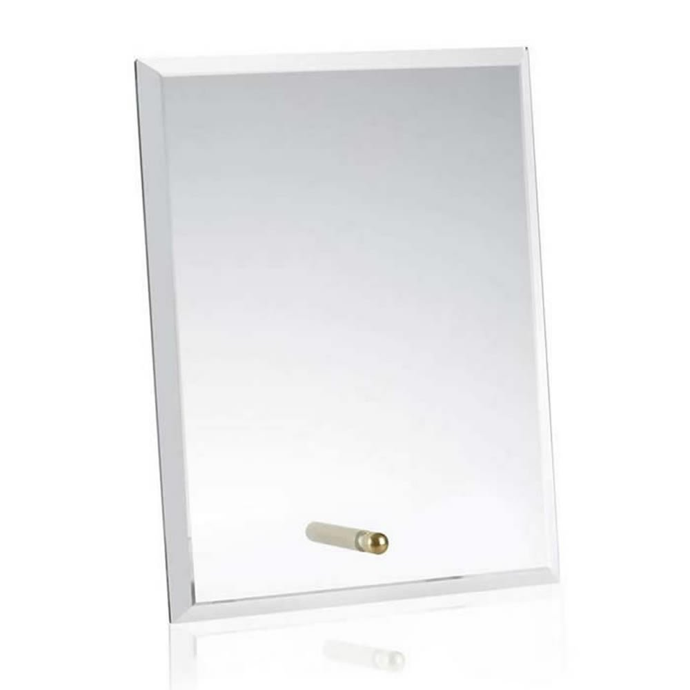 10 Inch Oblong Jade Glass Award