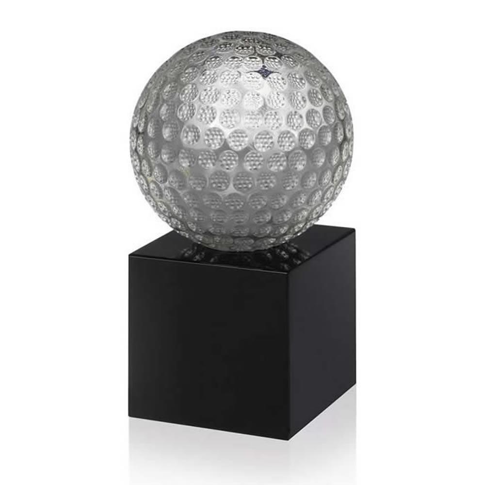 5 Inch Cubed Base Golf Oreland Award
