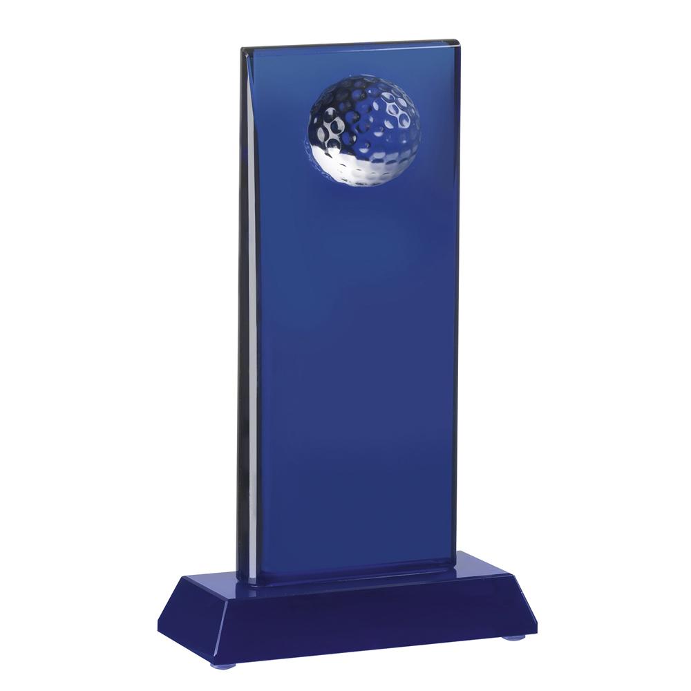 8 Inch Saphire Golf Oreland Award