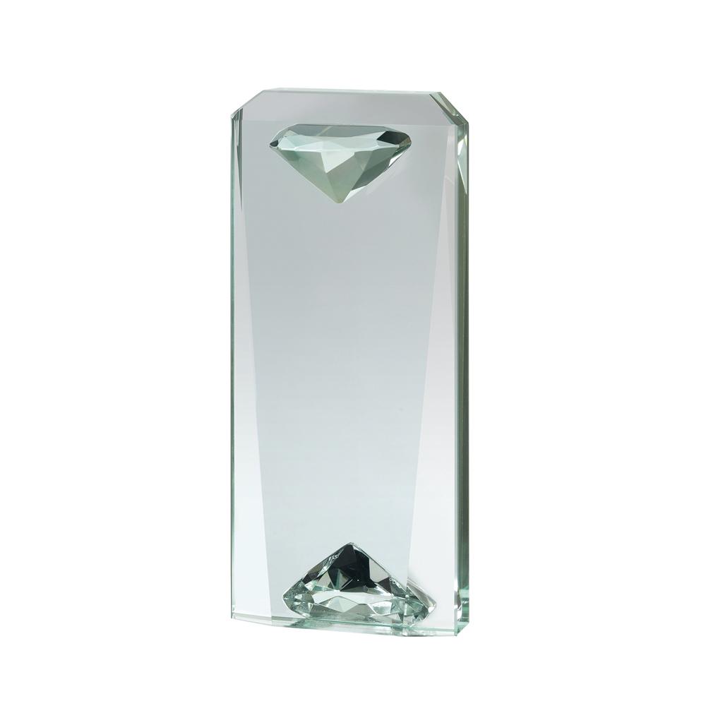 9 Inch Diamond Shape Detail Oreland Award
