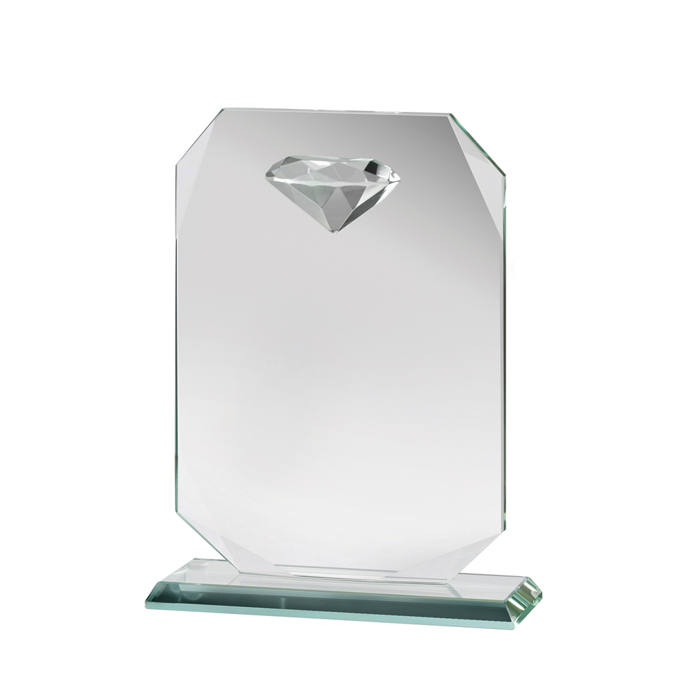 8 Inch Diamond Shape Detail Oreland Award