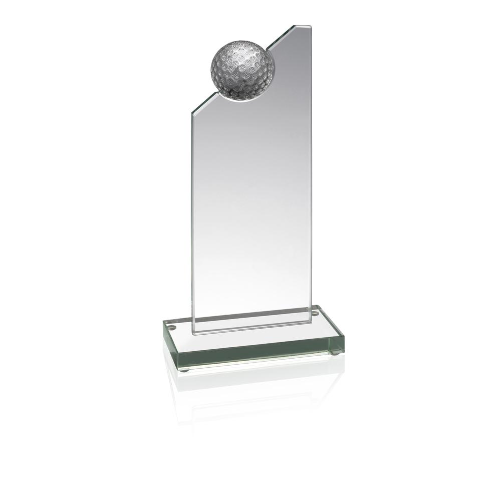 7 Inch Ball On Slant Golf Oreland Award