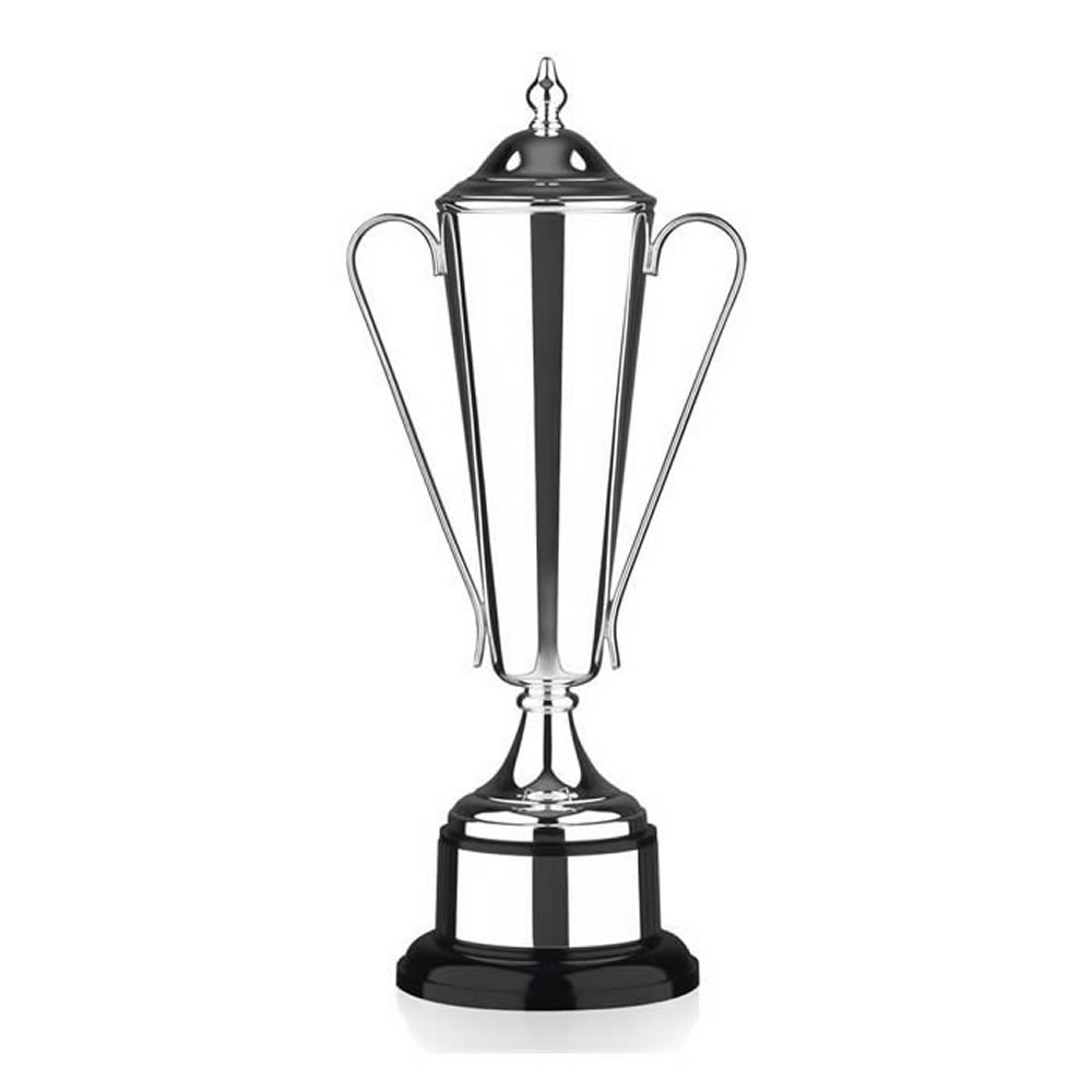 10 Inch Conical Style & Black Base Prestige Trophy Cup