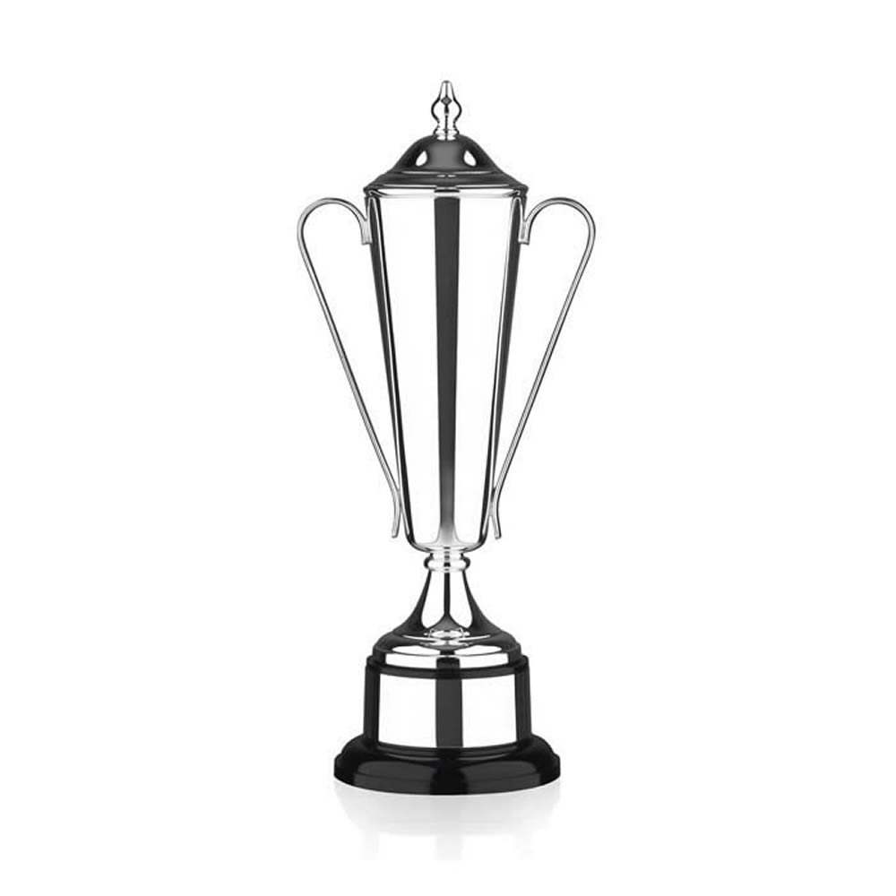 14 Inch Conical Style & Black Base Prestige Trophy Cup
