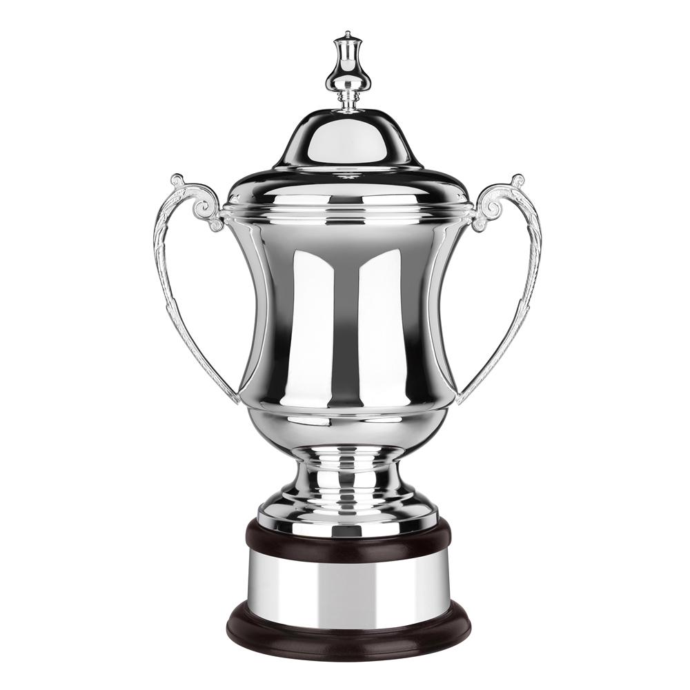 12 Inch Delicate Handle Design Ultimate Trophy Cup