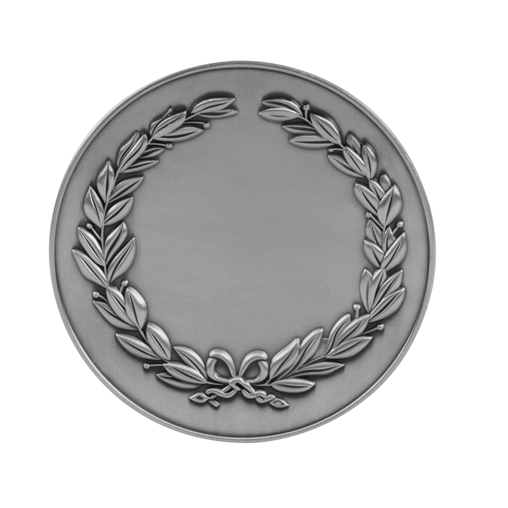 2 Inch Laurel Wreath Classic & Fresh Medal